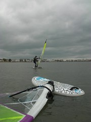 Beginners Windsurfing Lessons