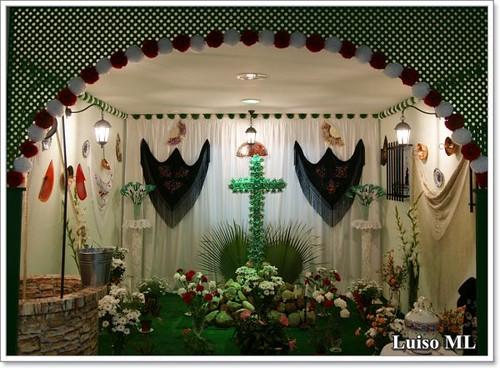 Cruz de Mayo A.V. PROGRESO 4