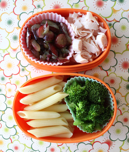 Toddler Bento #15: May 4, 2010
