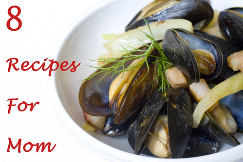 mother's day mussels