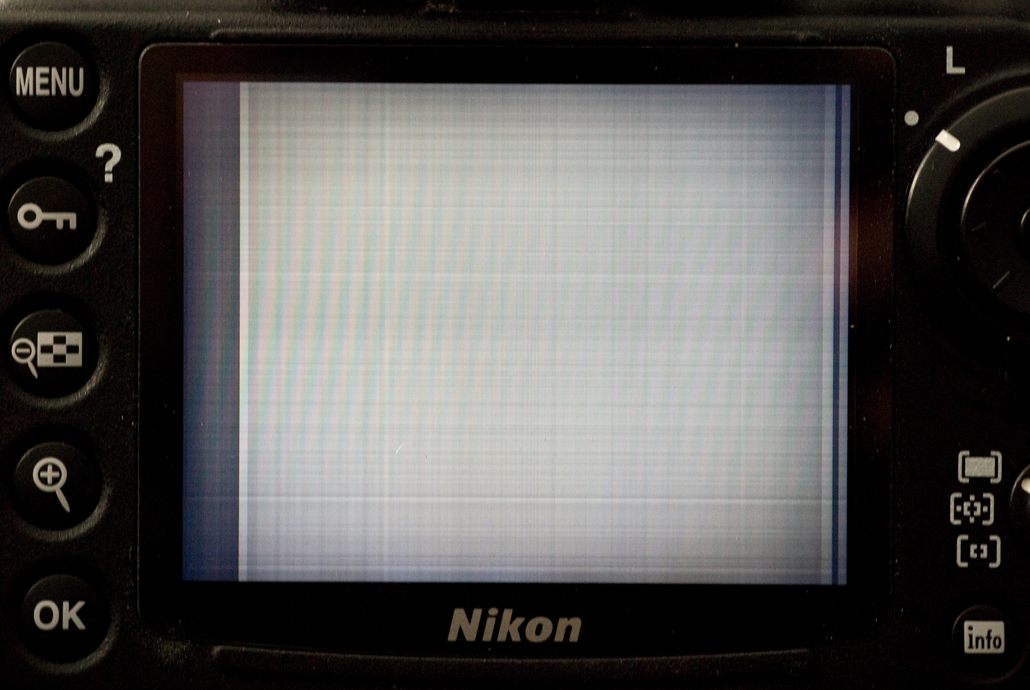 Problem With Rear Lcd Nikon D700 Flickr Old Circuit Board Photo Sharing