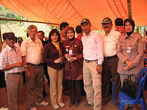 Survei Lokasi Calon SPT di Kebumen