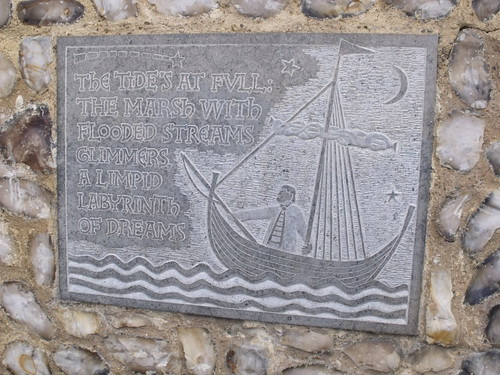 Norwich Castle - plaques - The Tides