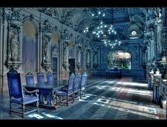 La salle des abbés