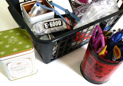 supplies, brooch, medallion, tutorial, diy, tutorial, craft, E 6000, scissors, panties, patches, blog