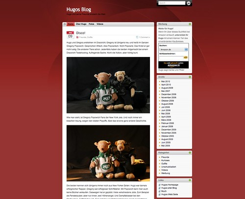 Screen Hugos Blog