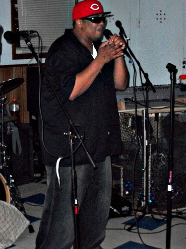 Kese Soprano May 16th 2010 performing at Tony Green's bday bash