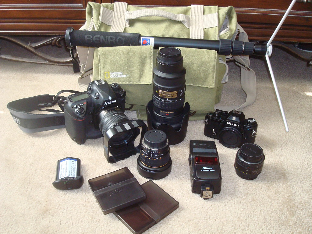 Whats In Your Camera Bag?