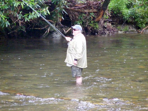 Fishing in the Smokies