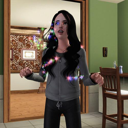 Oooooh sparkles