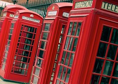 London phonebox