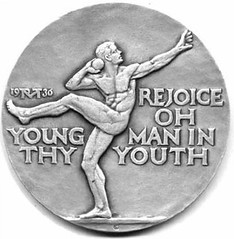 Speed and Strength obverse