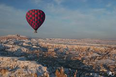 Kapadokya, Turkey (iggy.starbucks) Tags: turkey hotairballoons cappadocia kapadokya kappadokiya