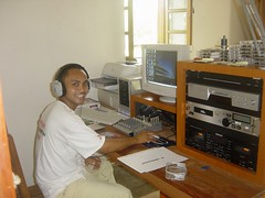 Recording studio, Madagascar