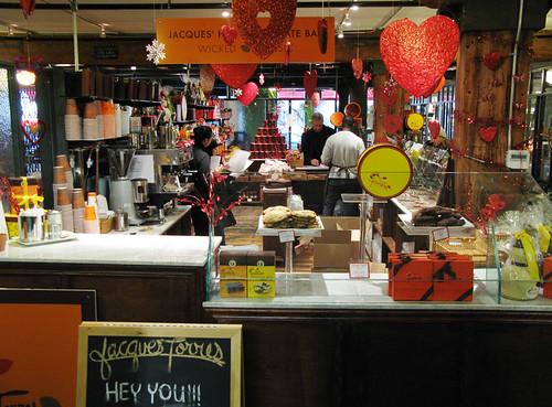 Jacques Torres, Chelsea Market