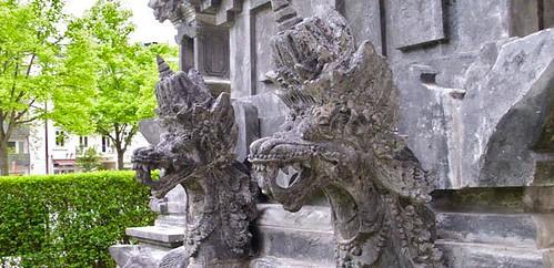 Hamburger Bali Tempel