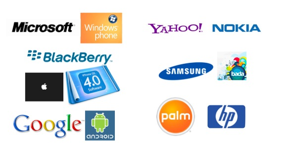 Mobile brands
