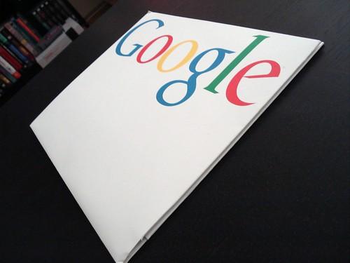 Surat Cinta Google