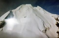 Mt. Taranaki, New Zealand, 1993 (PhillipC) Tags: newzealand volcano aerialview 1993 taranaki
