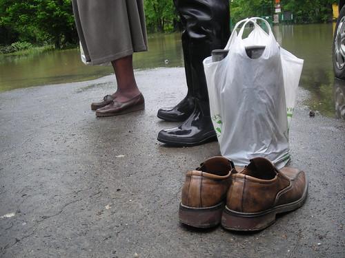 6 Zakole Wisly po powodzi