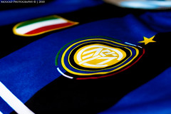 Forza Inter (~ MSD ~) Tags: milan canon rebel 50mm inter internazionale 500d    t1i