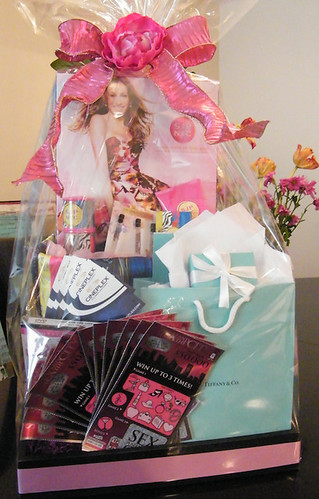 Sex and the City 2 Giveaway via BCLC