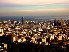 Barcelona View by Oh-Barcelona.com