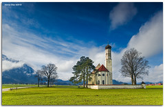 The beginning of Alps (alonsodr) Tags: paisajes germany bavaria landscapes sony filter alemania alpha neuschwanstein alonso carlzeiss cokin a900 alonsodr gnd8 mywinners anawesomeshot alonsodaz alpha900 x121s cz2470mm mygearandmepremium mygearandm