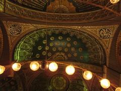 Inside Masjid Muhammad Ali at the Citadel of Salah El.Din        / Cairo / Egypt - 08 05 2010 (Ahmed Al.Badawy) Tags: architecture shots citadel 05 egypt ali cairo inside ahmed masjid 08 muhammad islamic 2010 salah    eldin    badawy albadawy hutect