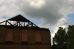 aftermath (insert_user_name) Tags: marina fire office miltonkeynes boardedup derelict gutted charred mk6 peartreebridge