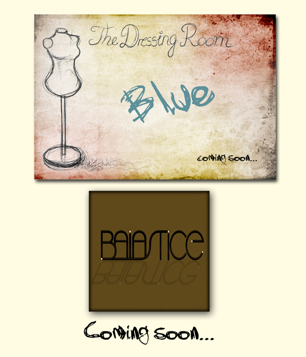 The Dressing Room BLUE - Baiastice