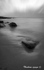 In Sea: Tripoli (Azaga ツ) Tags: light black color canon desert libya ابراهيم ليبيا sebha حياة ghademes سبها azaga عزاقة