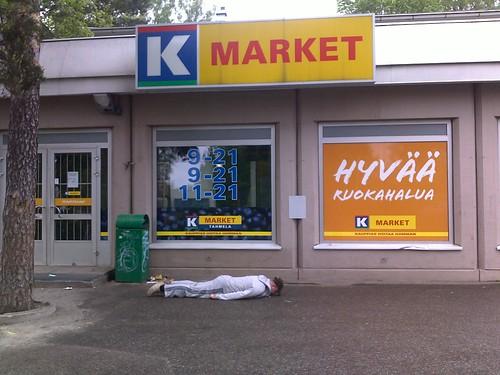 K Supermarket Tampere