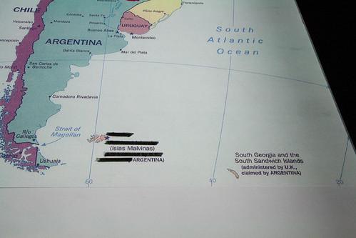 Politically correct map