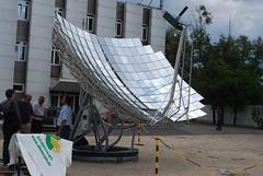 Solar parabola