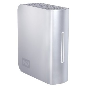 I use a Western Digital 1 TB My Book Studio Edition hard drive to store my Time Machine backup and a synchronized copy of the referenced Aperture 3 master files
