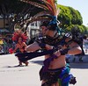 Aztec Dancing 3 (JIM Mourgos) Tags: sanfrancisco parade carnaval hispanic missiondistrict multicultural memorialday 2010 streetfestival latinculture sfcat mourgospix morgie555