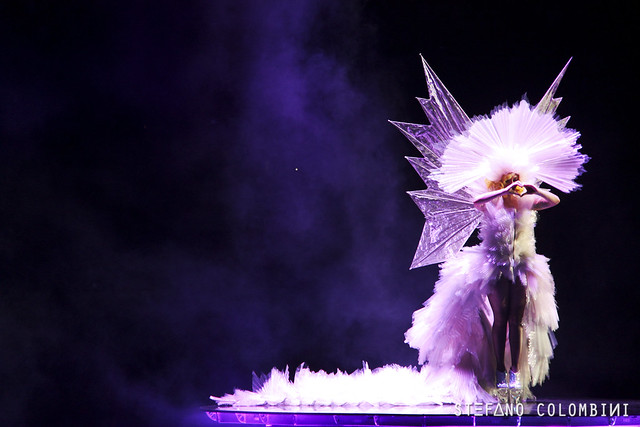 Lady GaGa Monster Ball Tour, Paris by stefano theseus colombini
