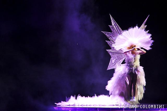 Lady GaGa Monster Ball Tour, Paris by stefano theseus colombini