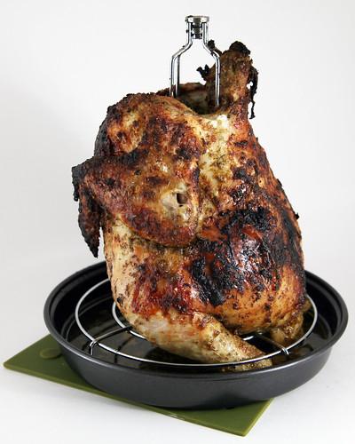 Rotisserie Lemongrass Curry Chicken