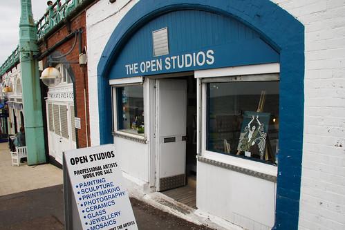 The open studios