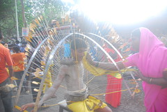 The Singapore Juggernaut (firoze shakir photographerno1) Tags: streetphotography hinduism hardcorestreetphotography hindus cheekpiercing hopeandhindutva rodpiercing sionkoliwada hookpiercing firozeshakirstreetphotographer maryammafeastsionkoliwada singaporejuggernaut hopeandhindutvamessageofpeaceandhumanity marriammanfeast
