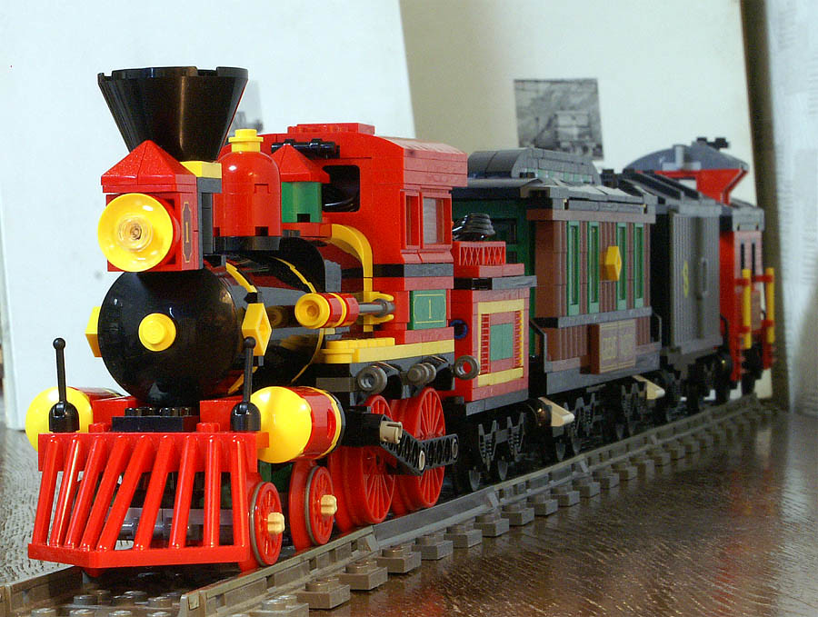 New Toy Story 3 Train : The world s best photos of and lego flickr hive mind