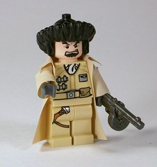 World War II Russian (*Nobodycares*) Tags: lego wwii tan trenchcoat russian uas brickarms mmcb weirdwarii