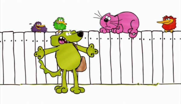 roobarb and friends