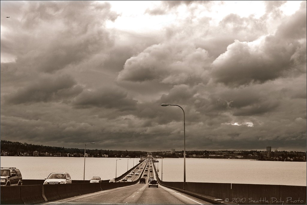Sunday Bridge Series #  : 520 Floating Bridge