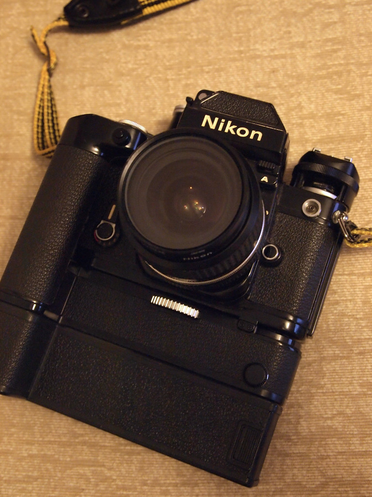 古董相機 antique camera nikon