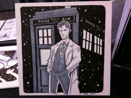 The Doctor by Joel Carroll