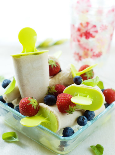Fruit and Cream Lollies 2/3