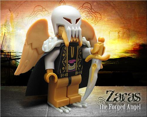 Zaras, the Forged Angel
